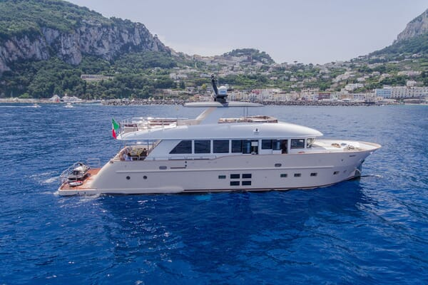 Motor Yacht DON MICHELE Profile