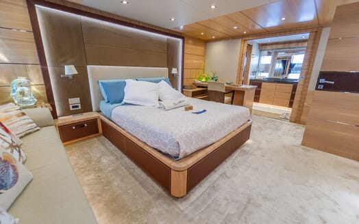 Motor Yacht DON MICHELE VIP Stateroom