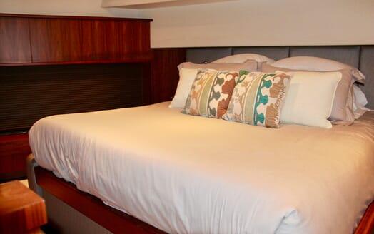 Motor Yacht Emrys VIP cabin