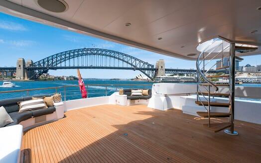 Motor Yacht Masteka 2 main deck