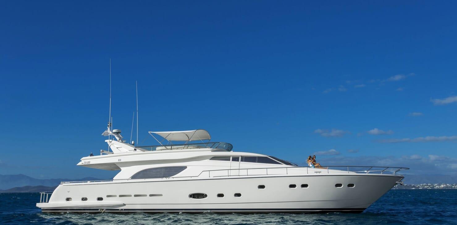 Motor Yacht Iroue