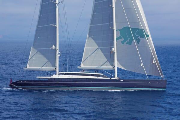 Sailing Yacht AQUIJO Profile