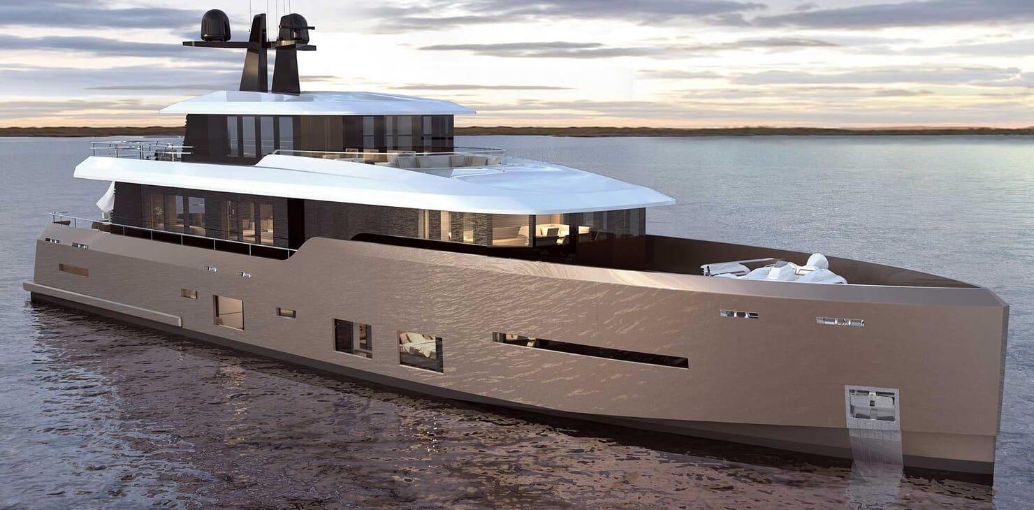Motor Yacht Darnet 38m