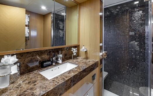 Motor Yacht Lady Cope aerial
