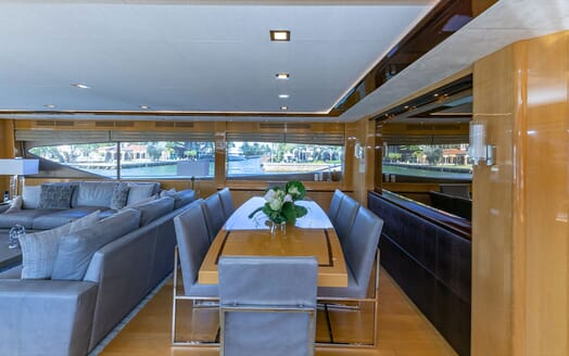 Motor Yacht Lady Cope VIP cabin