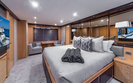 Motor Yacht Lady Cope double cabin