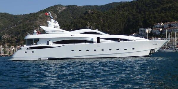 Motor Yacht Ronesans