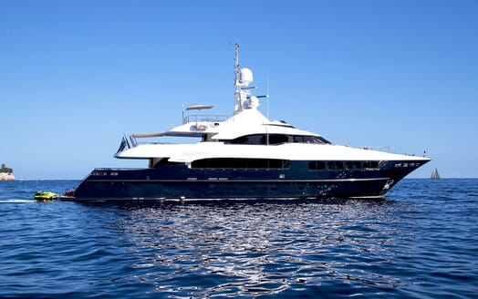 Motor Yacht MY WAY Profile