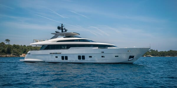 Motor Yacht SABBATICAL Profile