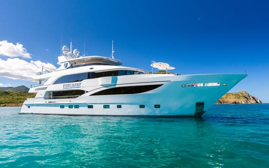 Motor Yacht KING BABY Profile