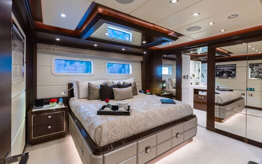 Motor Yacht KING BABY Guest Double Stateroom