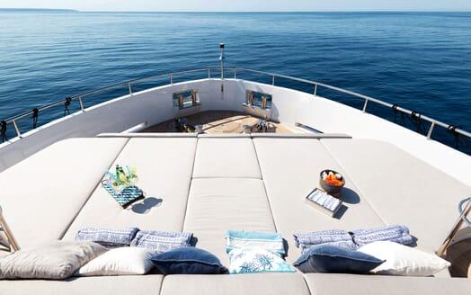 Motor Yacht SERENITAS Guest Stateroom