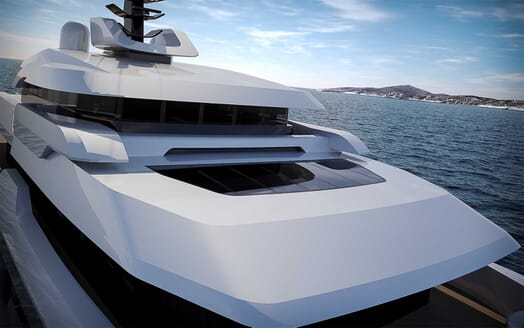 Motor Yacht RMK 58 deck