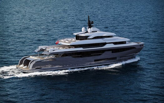 Motor Yacht RMK 58