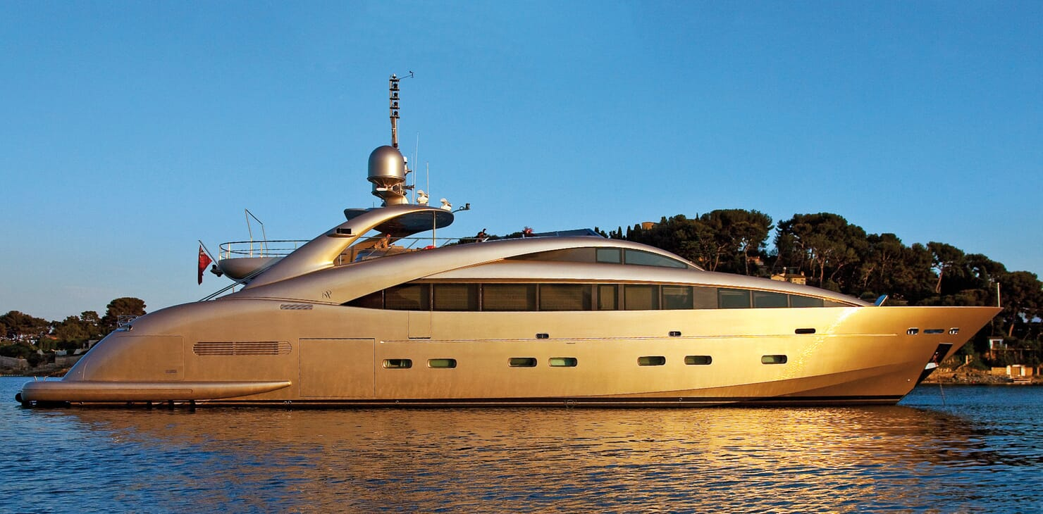 Motor Yacht Soiree
