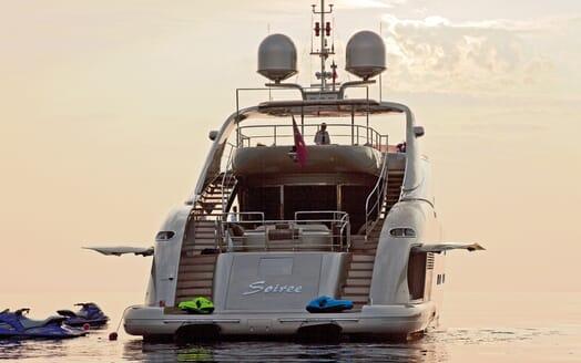 Motor Yacht Soiree toys