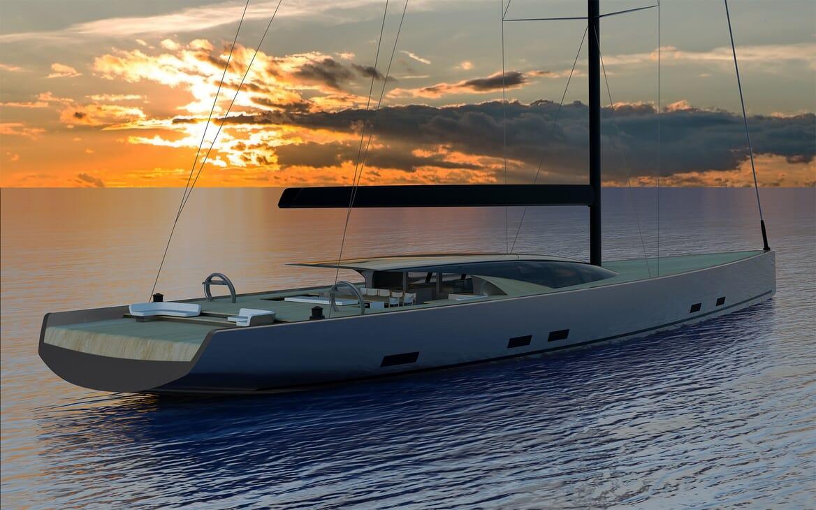 Sailing Yacht MM510