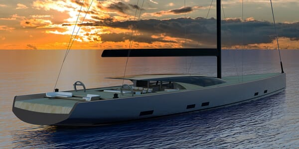 Sailing Yacht MM510