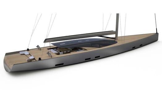 Sailing Yacht MM510 exterior