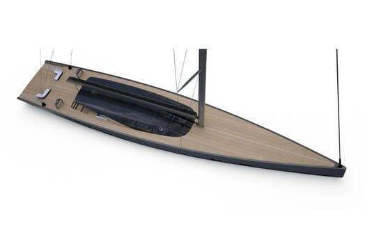 Sailing Yacht MM510 plan