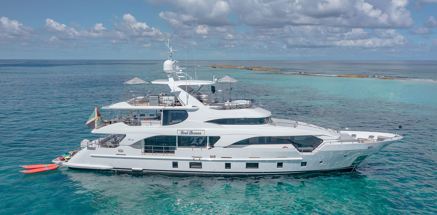 Motor Yacht COOL BREEZE Profile