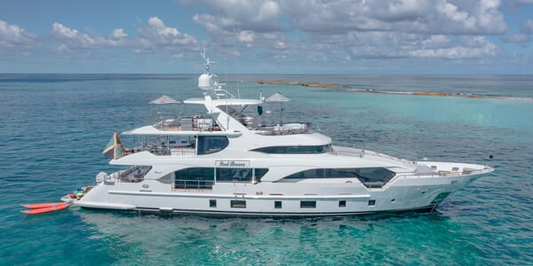 Motor Yacht COOL BREEZE Profile