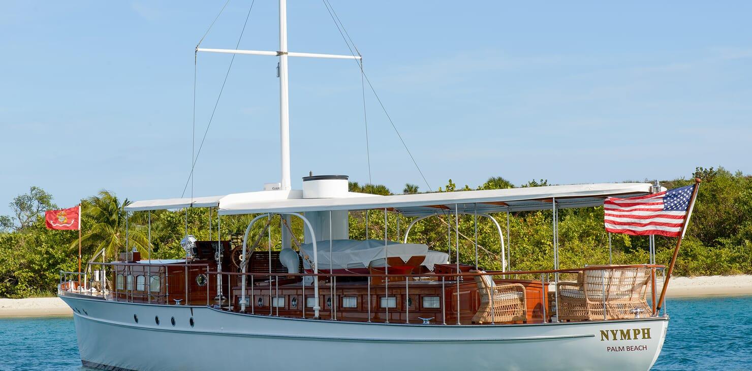 Motor Yacht Nymph