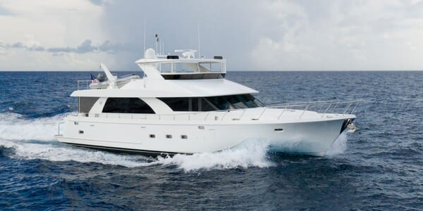 Motor Yacht ENCHANTRESS Profile