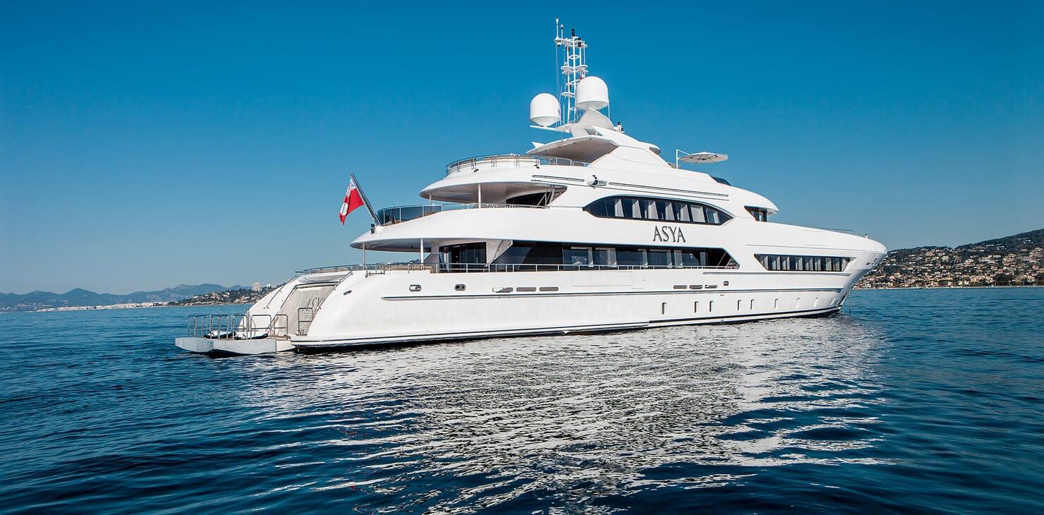 Motor Yacht Asya