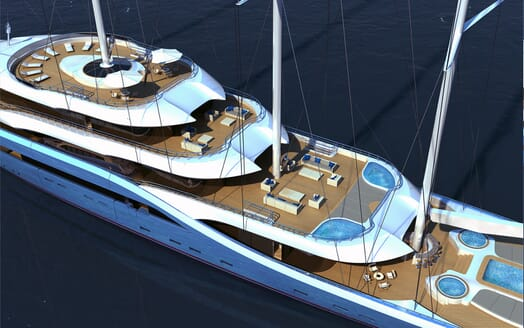 Sailing Yacht Atlas