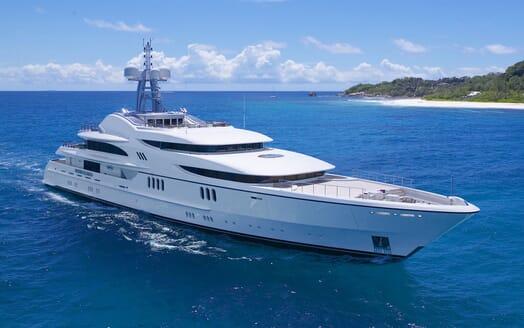 Motor Yacht ANNA I Profile