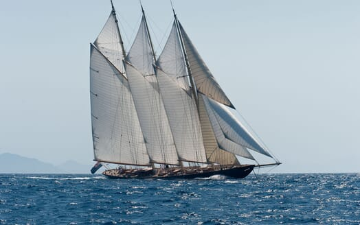 Sailing Yacht Atlantic sailing