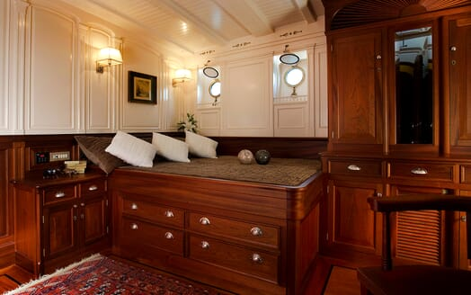 Sailing Yacht Atlantic double cabin