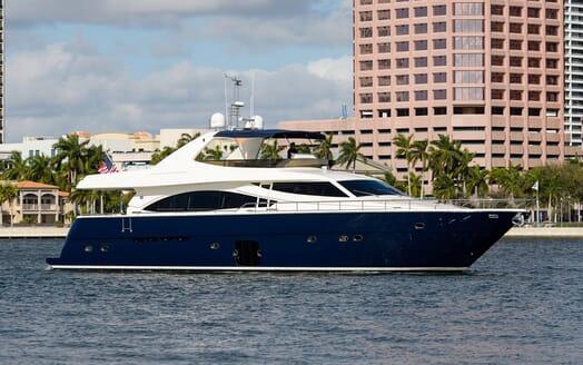 Motor Yacht Dee Dee Lee