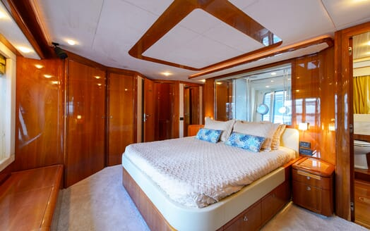 Motor Yacht Dee Dee Lee double cabin