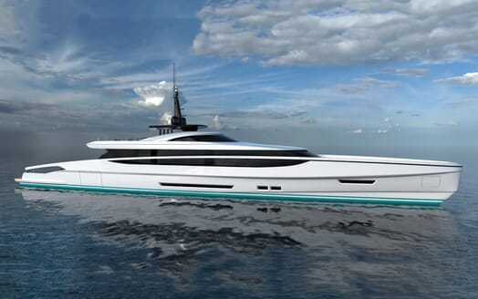 Motor Yacht FAST DISPLACEMENT XLR-300 exterior