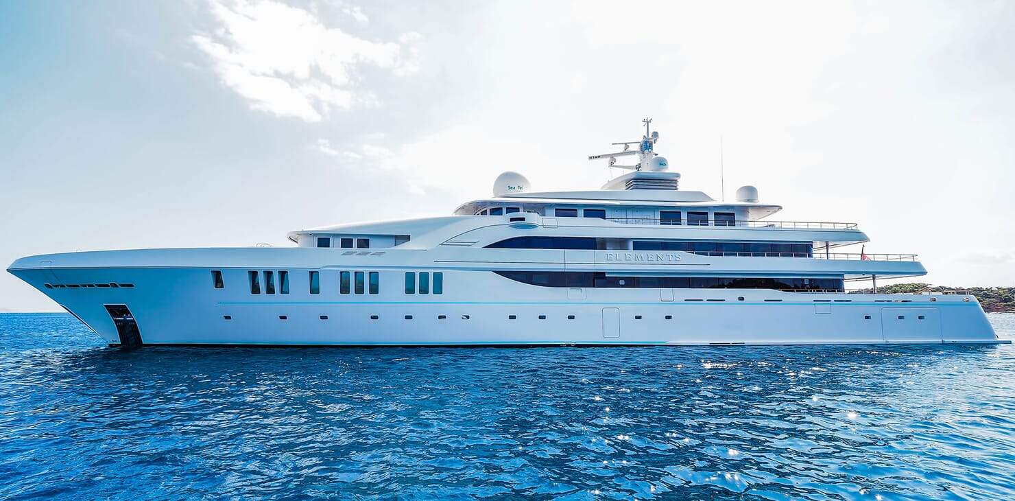 Motor Yacht ELEMENTS Profile