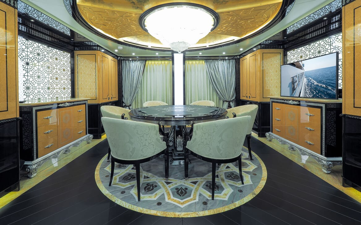 Motor Yacht ELEMENTS Guest Double Stateroom
