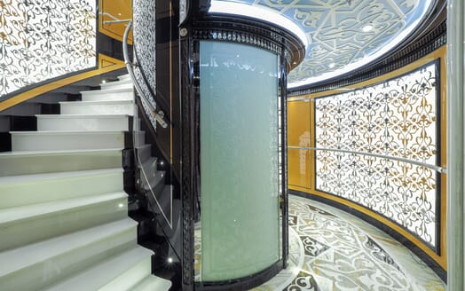 Motor Yacht ELEMENTS Guest Twin Stateroom