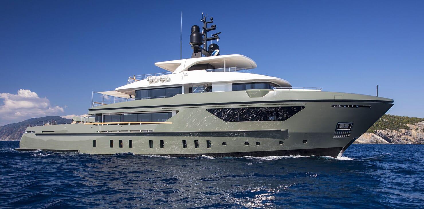Motor Yacht MOKA Profile