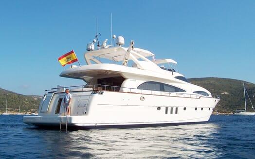 Motor Yacht Illa