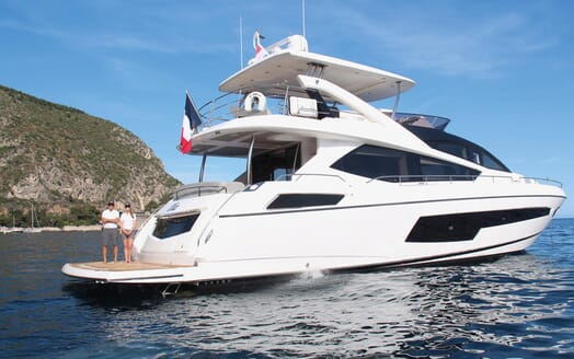Motor Yacht Mia at acnhorf