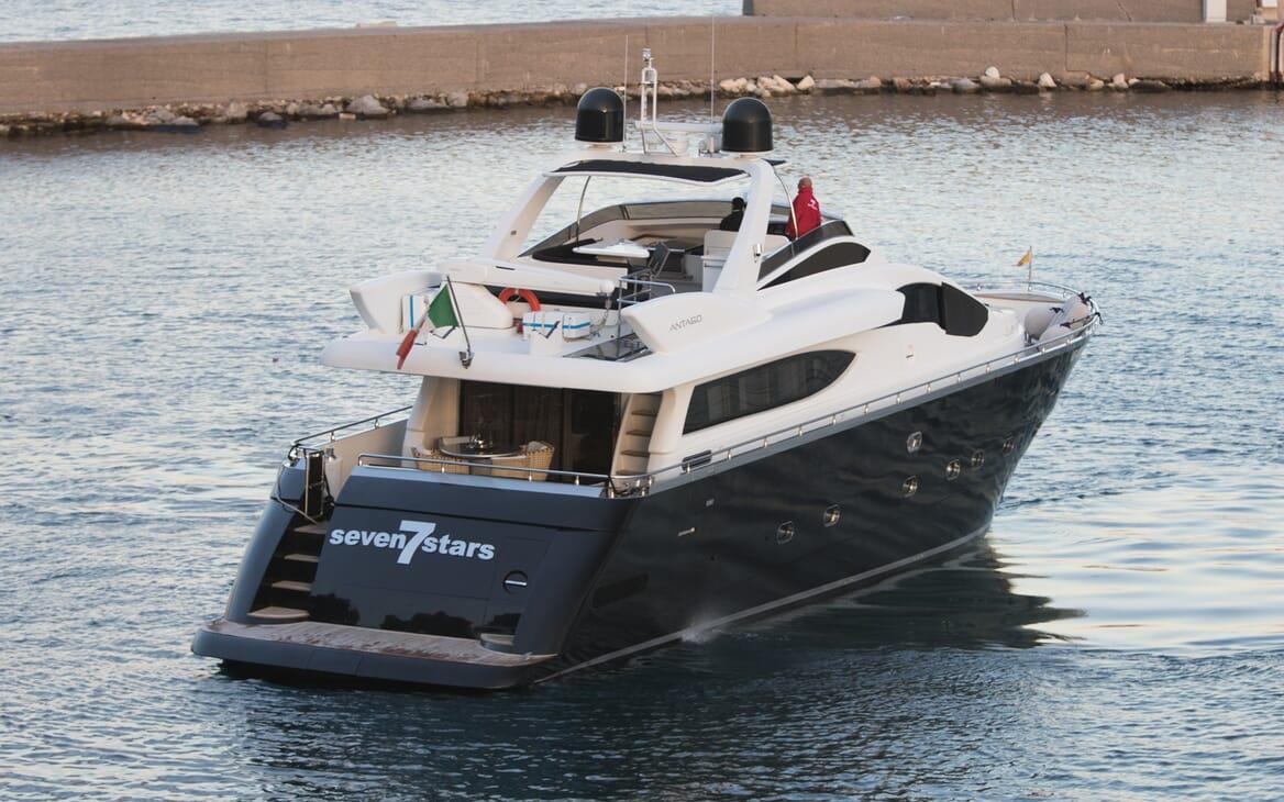 Motor Yacht Seven Stars