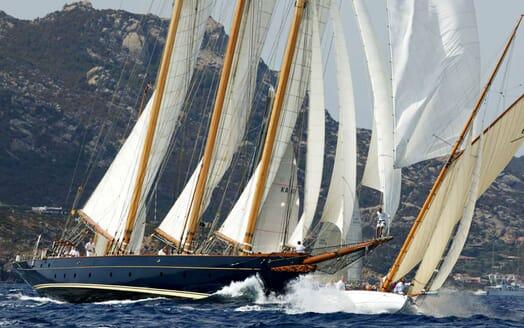 Sailing Yacht SHENANDOAH Rally