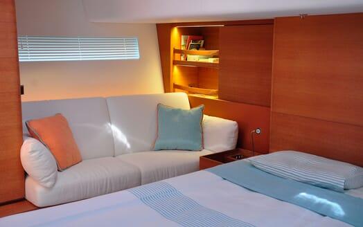 Sailing Yacht SAPMA Stateroom