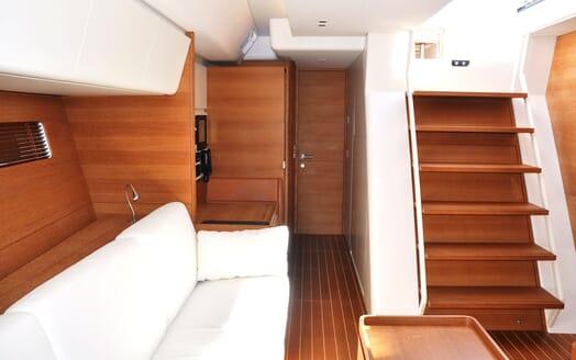 Sailing Yacht SAPMA Saloon