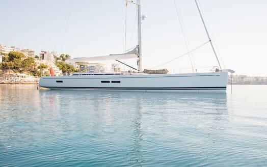 Sailing Yacht SAPMA Swim Platform