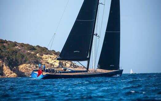 Sailing Yacht Inti3