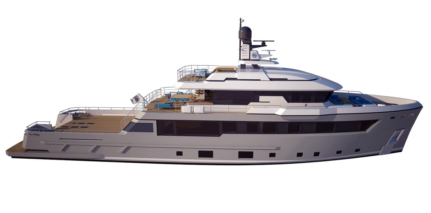 Motor Yacht Flexplorer