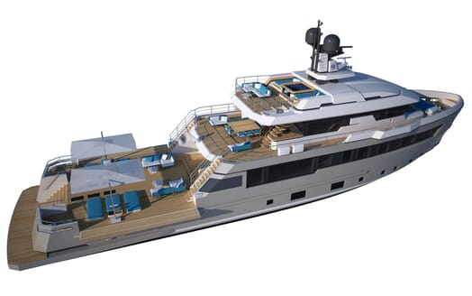 Motor Yacht Flexplorer planned development